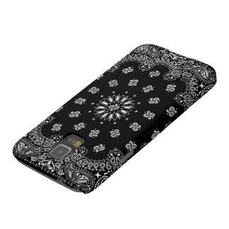 Samsung Galaxy S5 Case - Black Bandana
