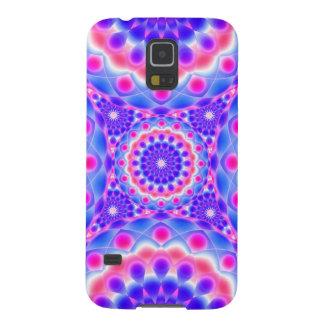 Samsung Galaxy S5 Case Mandala Psychedelic Visions