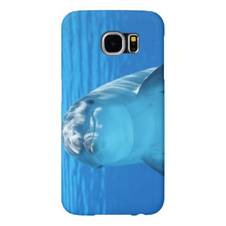 Samsung Galaxy S6 case with dolphin photo