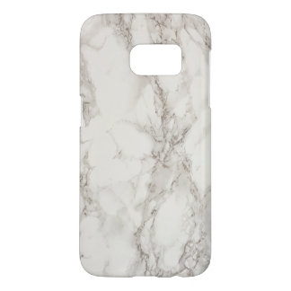 Samsung Galaxy S7, Barely There Marble Image