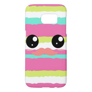 Samsung Galaxy S7 Barely There Striped Phone Case