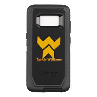 Samsung Galaxy S8 Defender Series Jackie Williams OtterBox Defender Samsung Galaxy S8 Case