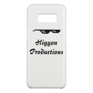 Samsung Galaxy S8 Higgon Productions Case