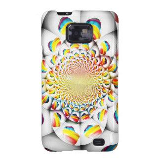 Samsung Galaxy SII QPC Template Galax - Customized Galaxy SII Cover