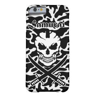 Samurai Skull, Dokuro, Katana and Japan Barely There iPhone 6 Case