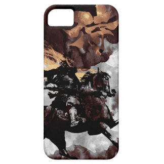 Samurai Warrior Barely There iPhone 5 Case