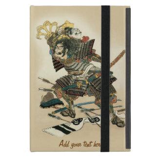 Samurai Warrior Oriental Art 1 Case For iPad Mini