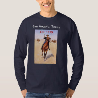 San Angelo shirt