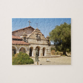 San Antonio de Padua California mission puzzle