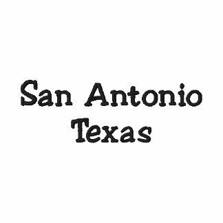 San Antonio Texas TX Shirt - Customizable !!! Polo Shirts