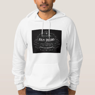 San Diego California, America's Finest City Hoodie