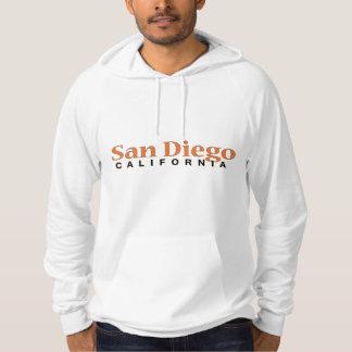 San Diego California Hooded Sweatshirt