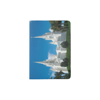 San Diego California LDS Temple Passport Holder