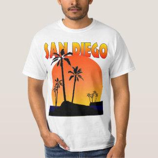 San Diego - California T-shirts