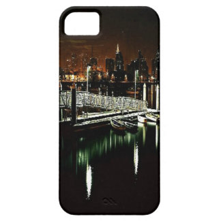 San Diego Night Skyline iPhone 5 Case