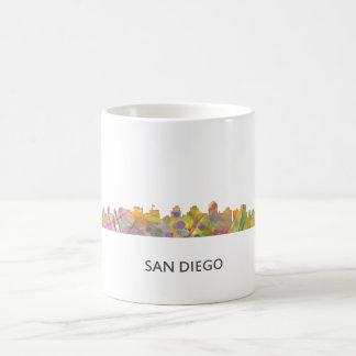 SAN DIEGO SKYLINE WB1 - COFFEE MUG