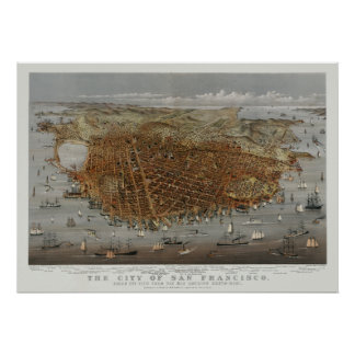 San Francisco 1878 Posters