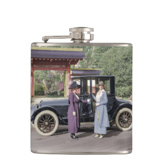 San Francisco 1918 Flask