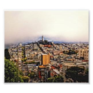 San Francisco Art Photo