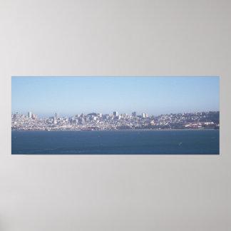 San Francisco Bay 100_1930 Print