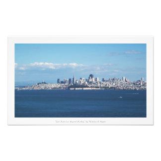 """San Francisco Beyond the Bay,"" California Photographic Print"