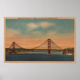 San Francisco, CA 2 Print