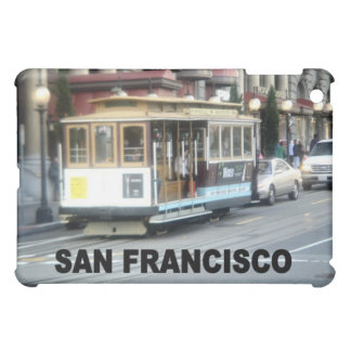 San Francisco Cable Car Case For The iPad Mini