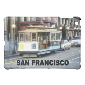 San Francisco Cable Car Cover For The iPad Mini