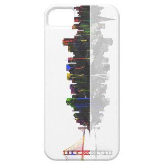 San Francisco California Skyline Case For The iPhone 5