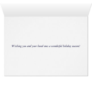 San Francisco Holiday Card