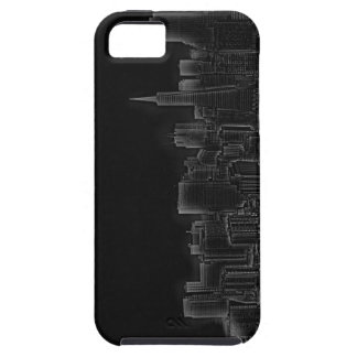 San Francisco Inverted Skyline iPhone 5 Covers