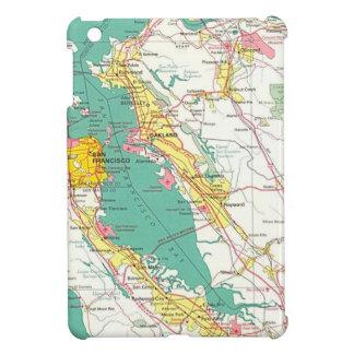 San Francisco Map iPad Mini Cover