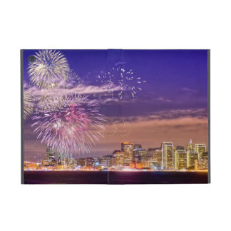 San Francisco New Year Fireworks Case For iPad Mini