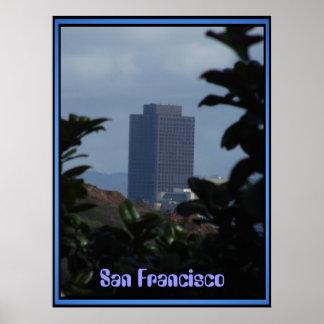 San Francisco Print