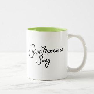 San Francisco Swag Mug