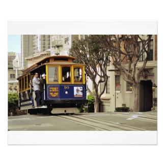 San Francisco Trolley Car Photo Print