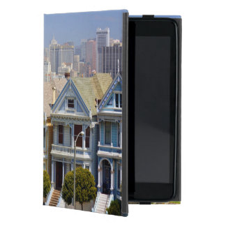 San Francisco's Famous Painted Ladies iPad Mini Cover