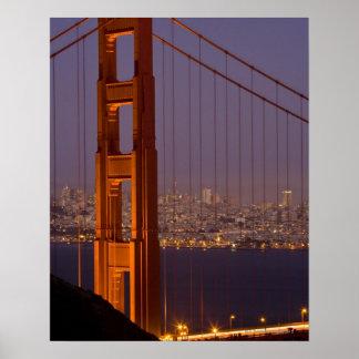 San Franciscos North Tower Poster