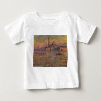 San Giorgio Maggiore 2 by Claude Monet Baby T-Shirt