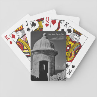 San Juan, Puerto Rico Playing Cards