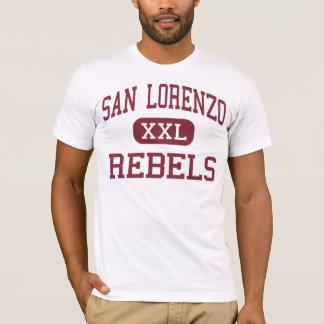 San Lorenzo - Rebels - High - San Lorenzo T-Shirt