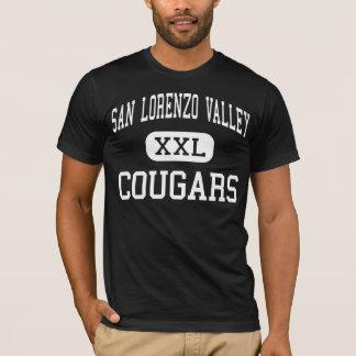 San Lorenzo Valley - Cougars - High - Felton T-Shirt