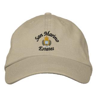 San Marino Estates Hat