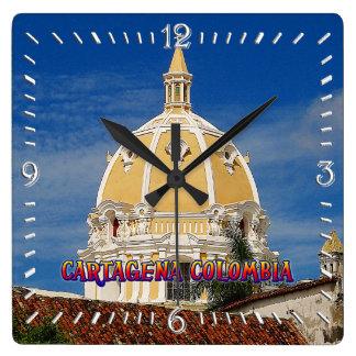 San Pedro Cathedral Cartagena Wall Clock