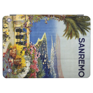San Remo Vintage Travel iPad Air Cover