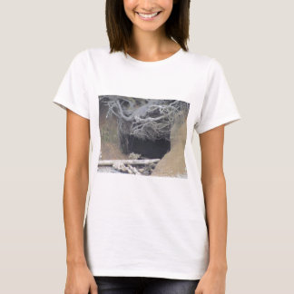 Sand Cave at the Beach T-Shirt