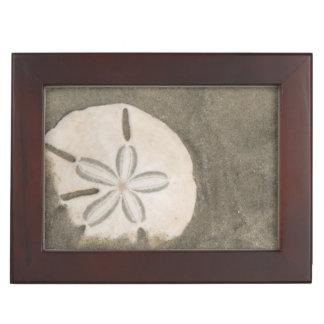 Sand dollar (Echinarachnius parma) Keepsake Box