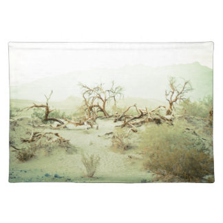 Sand Dunes of Death Valley Placemat