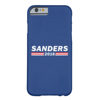 Sanders 2016 (Bernie Sanders) Barely There iPhone 6 Case