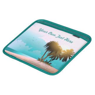 Sandy Beach Sleeves For iPads